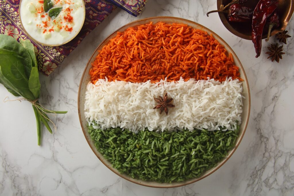 traditional foods on Independence day in India