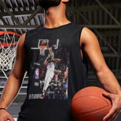 John Collins T Shirt Dunk On Embiid