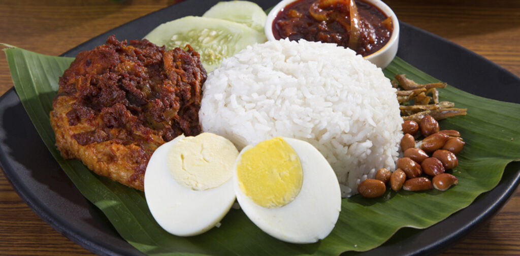 traditional foods on Independence day in Malaysia