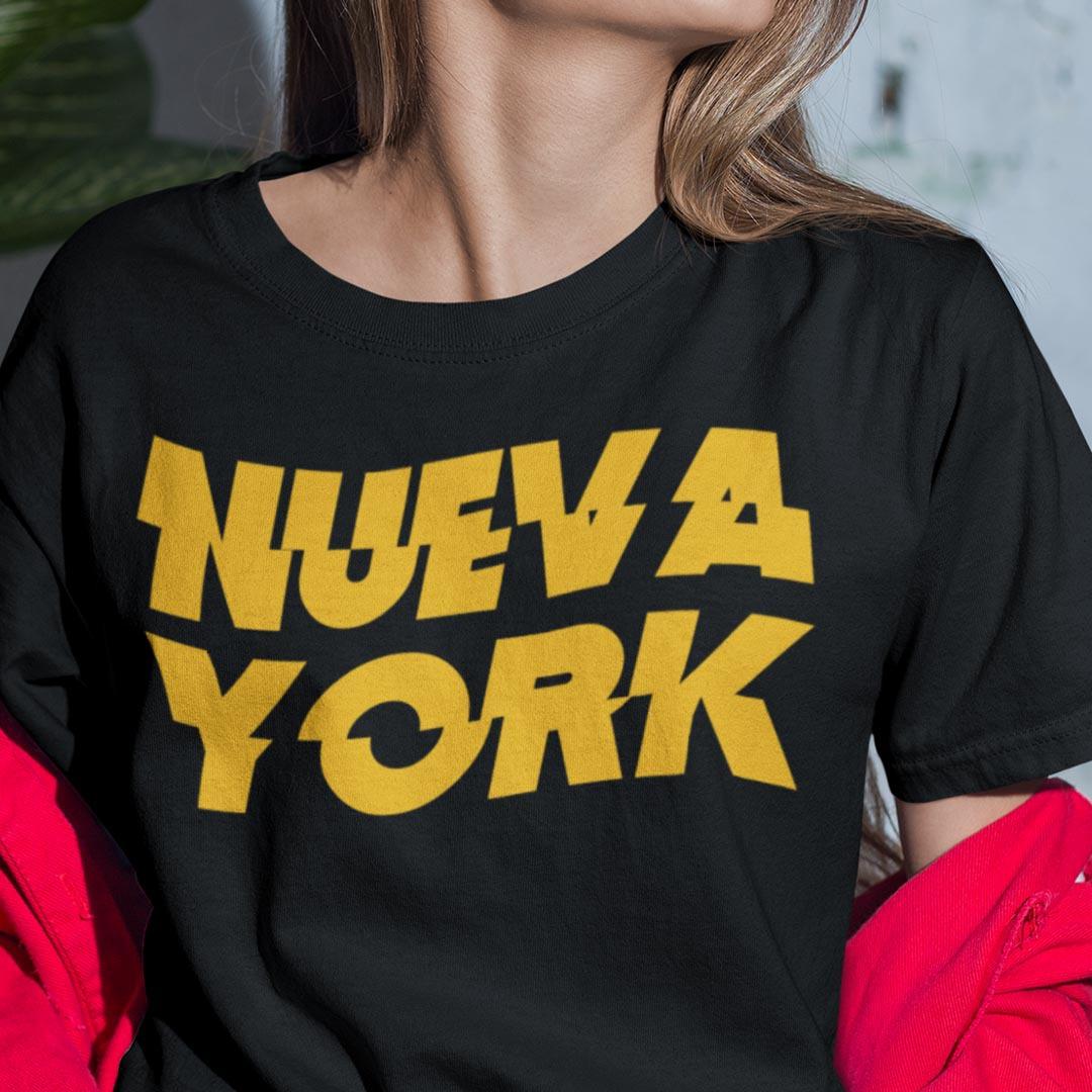 Nueva York T Shirt New York Spanish