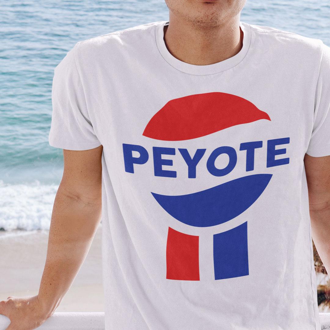 Peyote Pepsi Shirt