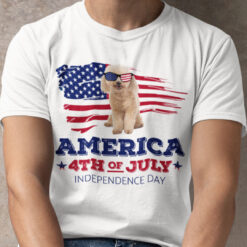 Poodle America 4th Of July Independence Day Shirt