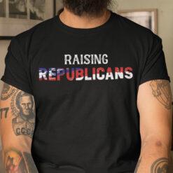 Raising Republicans Shirt Anti Democrat