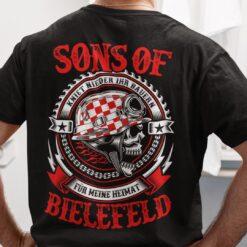 Son Of Bielefeld Shirt Kniet Nieder Ihr Bauern Fur Meine Heimat