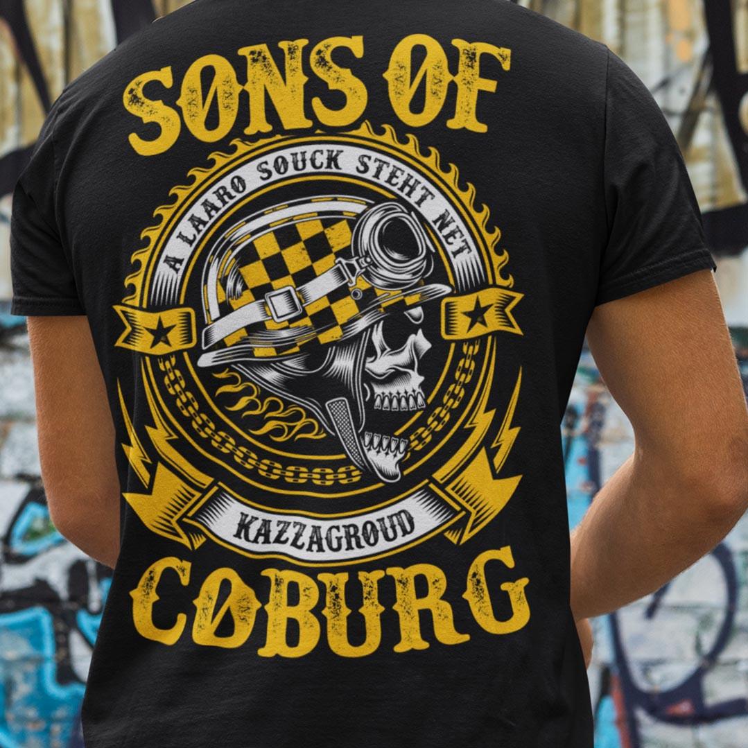 Sons Of Coburg Shirt A Laaro Souck Steht Net Kazzagroud