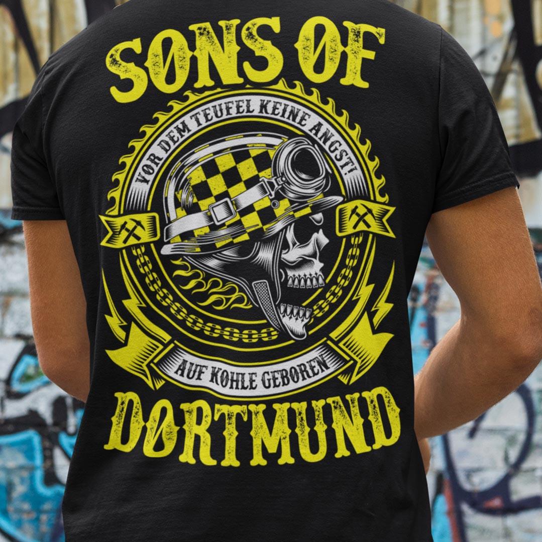 Sons Of Dortmund Shirt Vor Dem Teufel Keine Angst