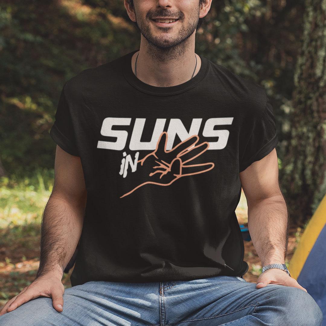Sun In 4 T Shirt