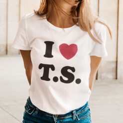 Tom Hiddleston I Love TS T Shirt