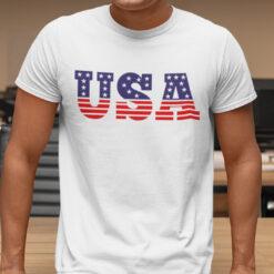 USA 4th Of July American Shirt