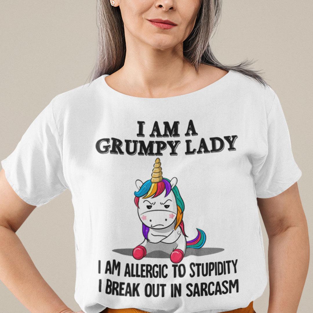 I Am A Grumpy Old Lady