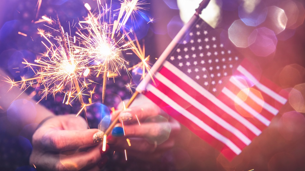 What are Independence Day activities- Light Up Some Sparklers