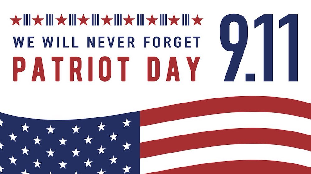 What are Patriot Day activities and events