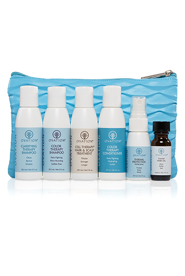 hair care pack - best gifts for new mom after birth