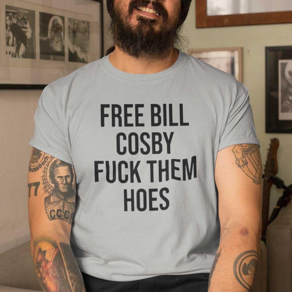 Free Bill Cosby T Shirt