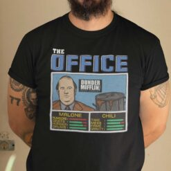 Aaron Rodgers Office Shirt Kevin Malone Chili