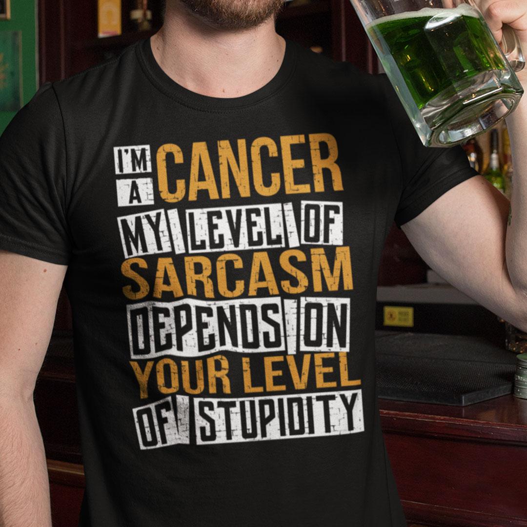 Cancer Shirt I'm A Cancer