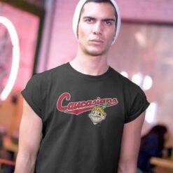 Caucasians Cleveland Caucasian T Shirt Dollar Man