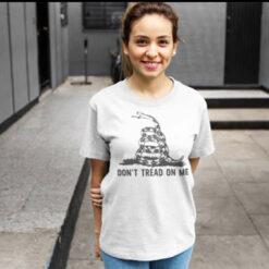 Don't Tread On Me T Shirt
