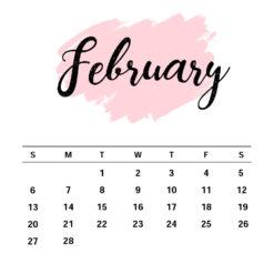 February Birthday Gift