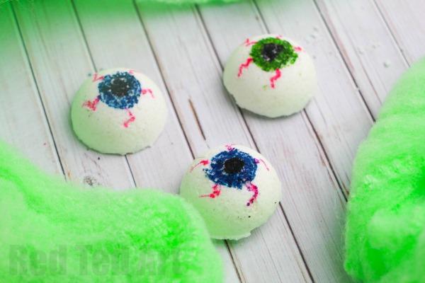 Halloween Eye Bath Bombs