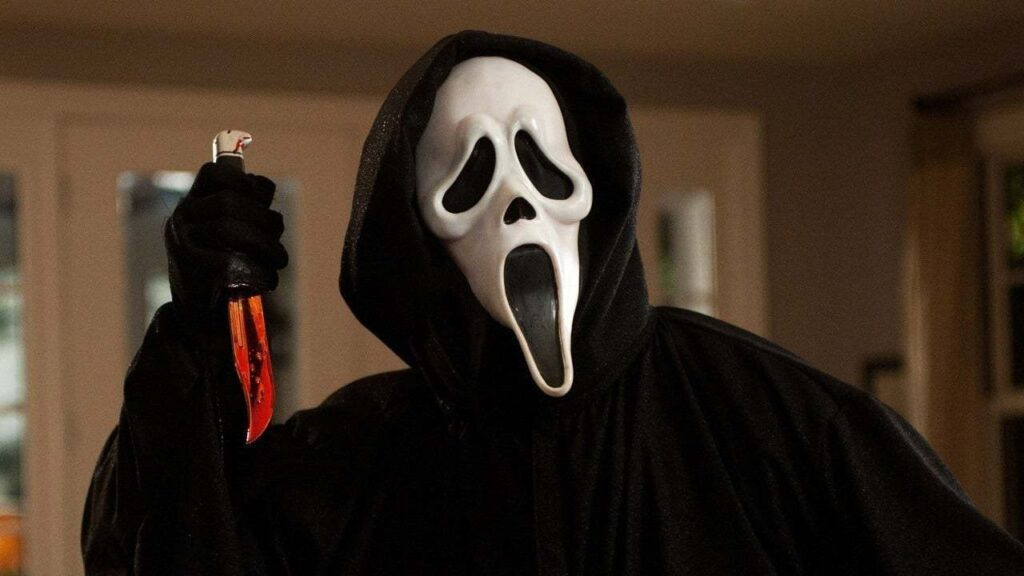 Halloween movies for couples