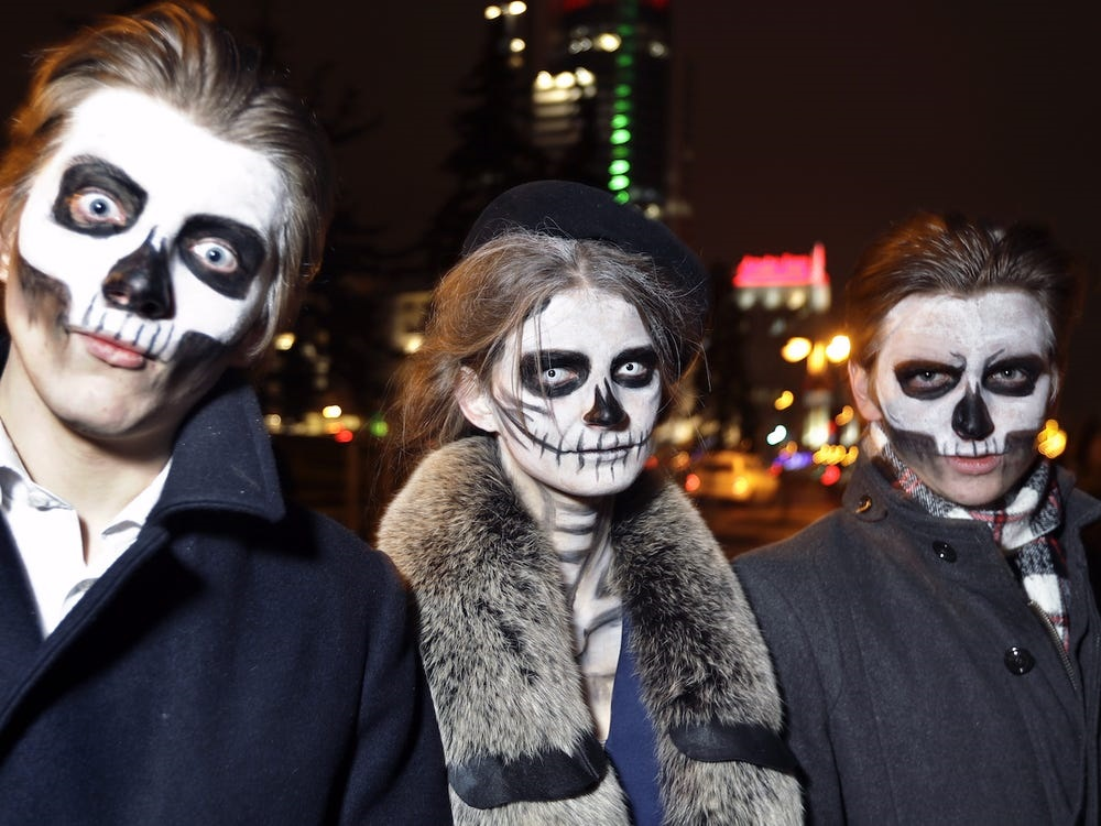 Halloween-themed Phobias