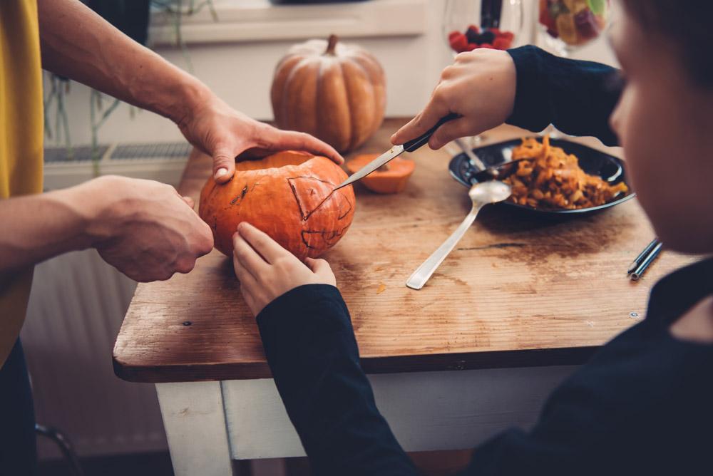 How do we celebrate Halloween in Spain?
