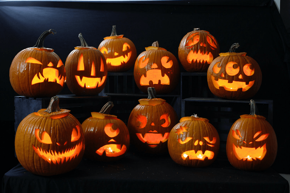 Is Halloween an official holiday - Jack-o'-Lantern