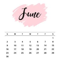 June Birthday Gift