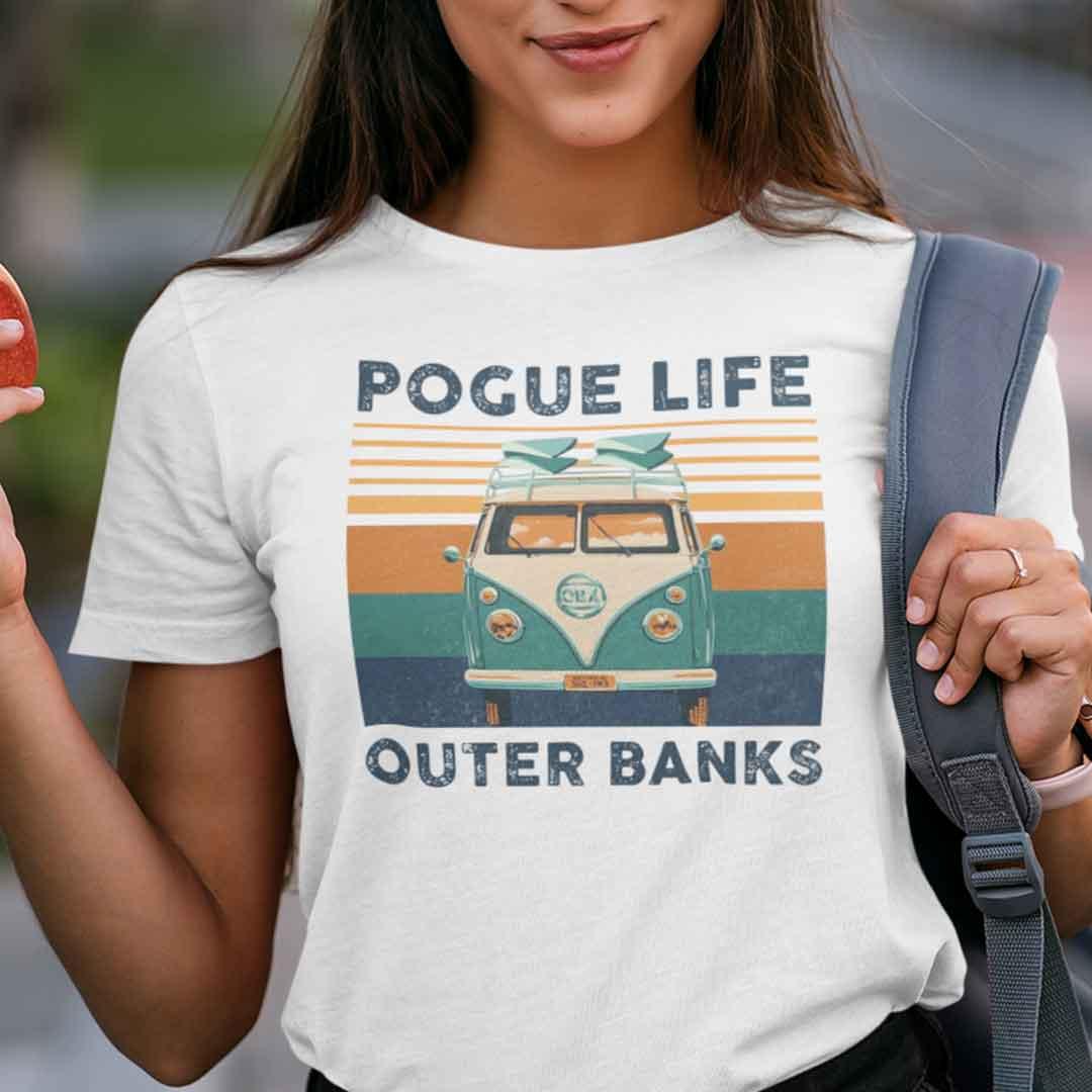 Pogue Life Outer Banks Shirt OBX