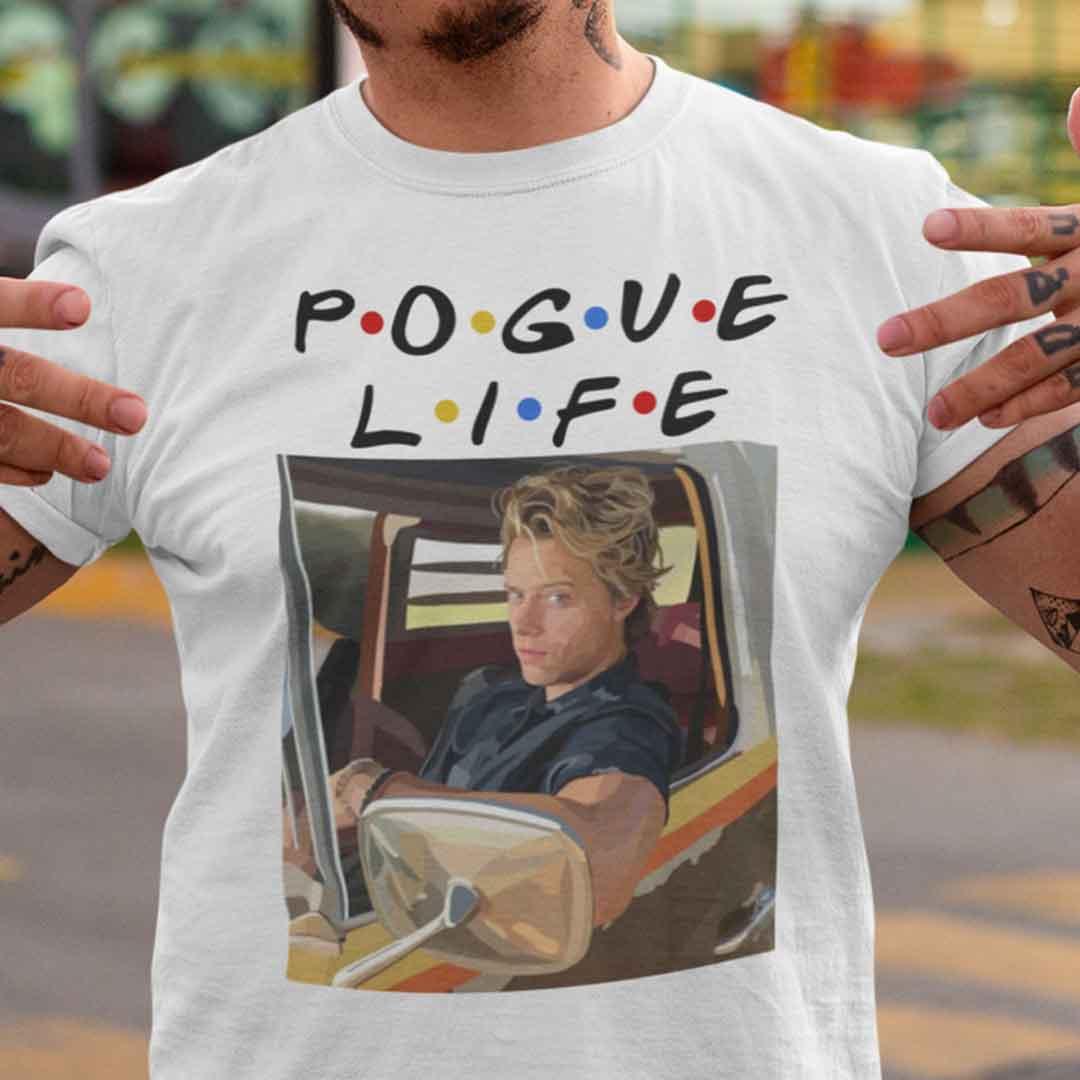 Pogue Life Shirt John B Outer Banks OBX
