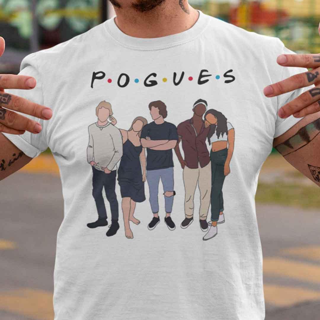 Pogue Life Shirt Pogues FRIENDS Outer Banks OBX