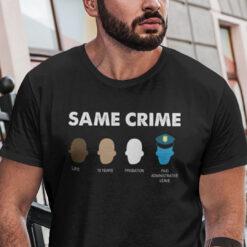 Same Crime T Shirt