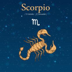 Scorpio Birthday Gift