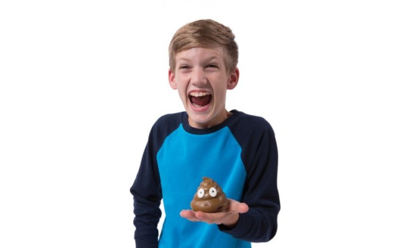 Sticky the Poo - Best Halloween Gift For Kids