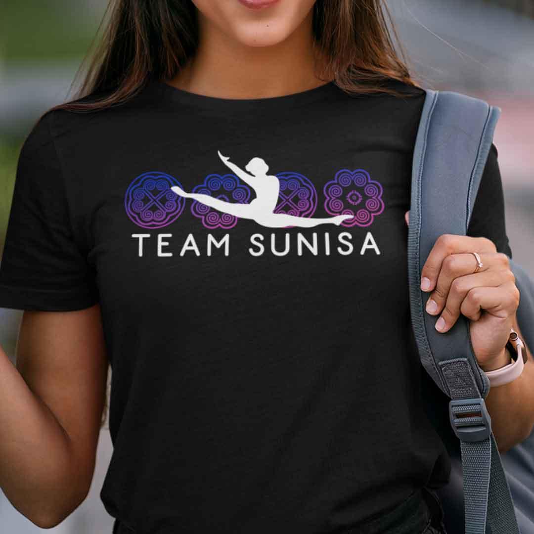 Team Sunisa Shirt Team Suni Olympic Games