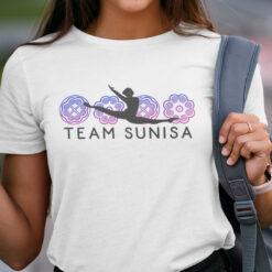 Team Sunisa Shirt Team Sunisa Lee Olympic USA Gymnastics