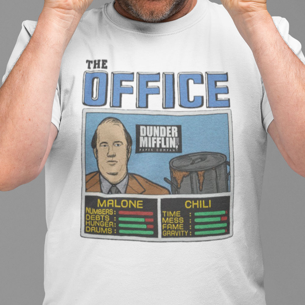 The Office Jam Kevin And Chili Shirt