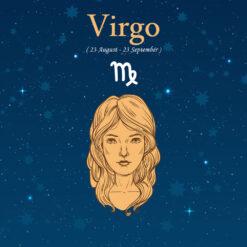 Virgo Birthday Gift