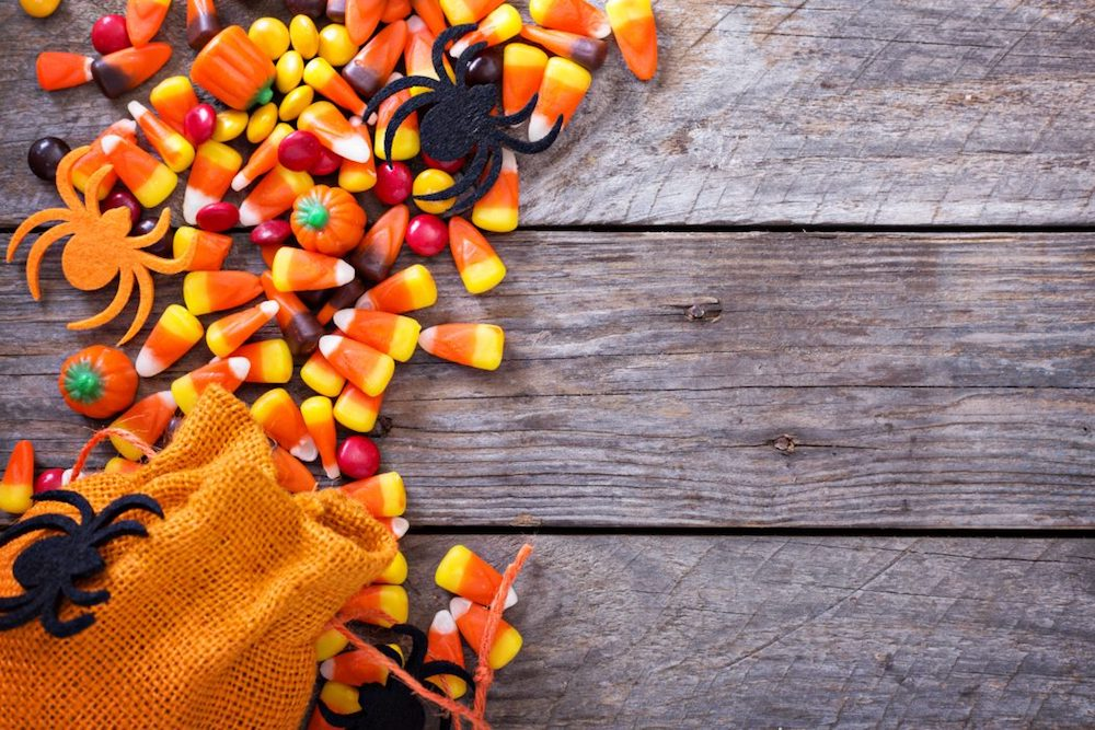 Want to know what is the most popular Halloween candy?