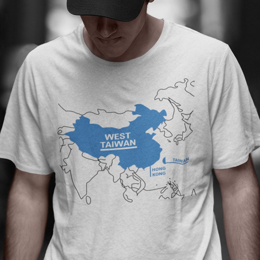 West Taiwan T Shirt