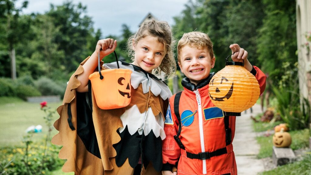 Where Did Trick Or Treat Come From?