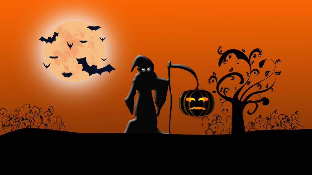 Why do we dress up for Halloween?