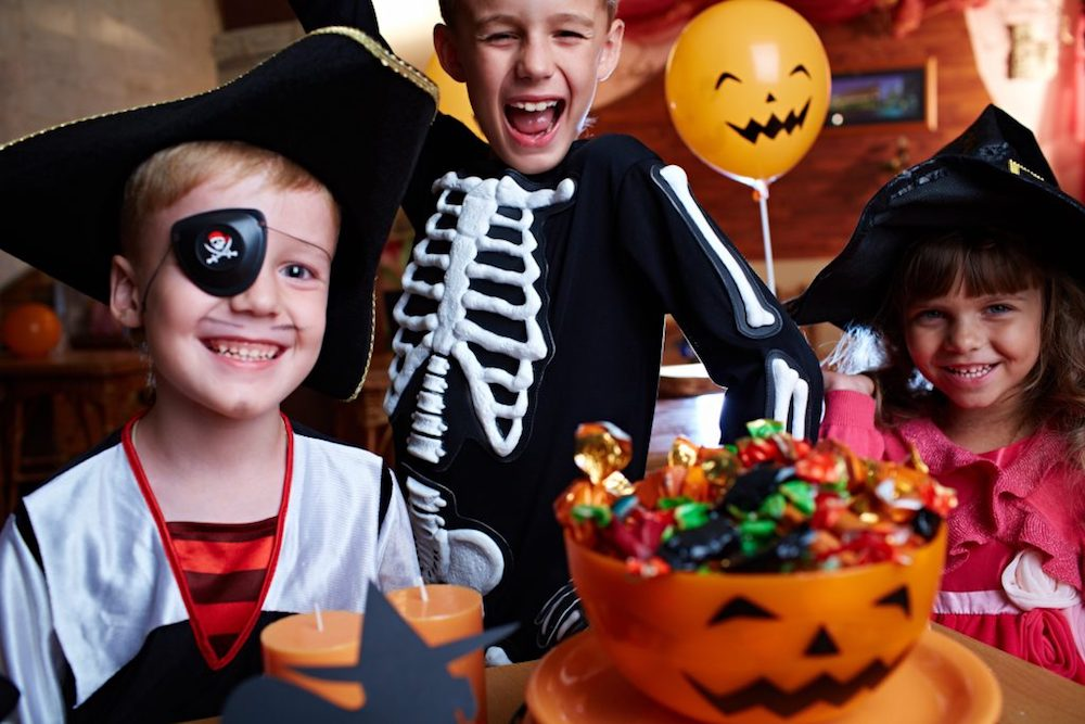 Wondering what is the most popular Halloween candy?