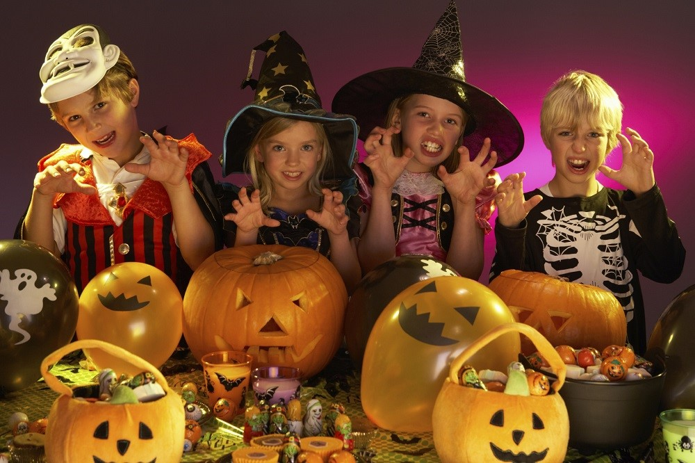 Is Halloween a religious festival