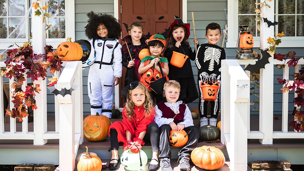 Is Halloween an official holiday - Trick or treating tradition