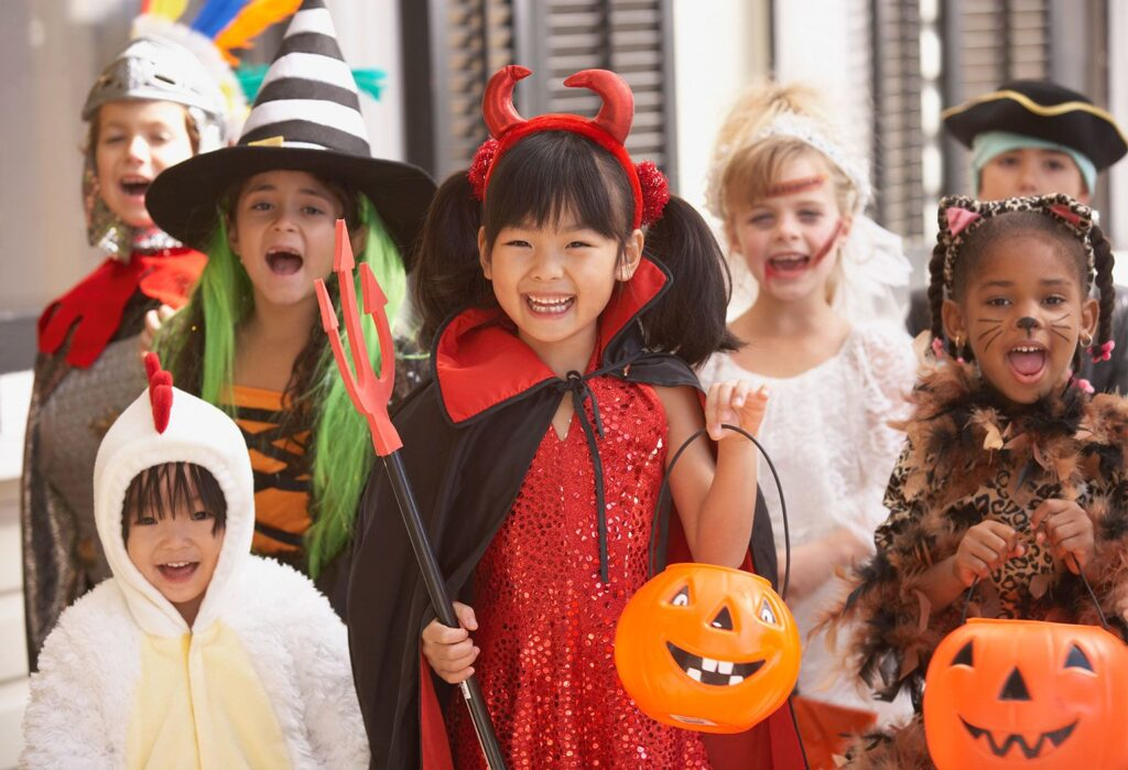 what are events and activities of Halloween