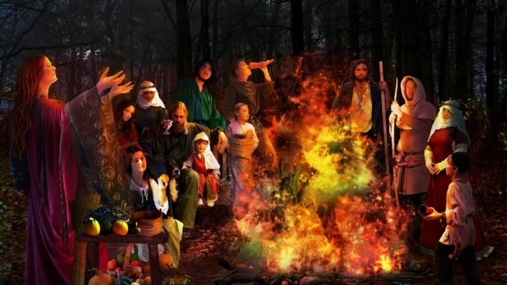 What Is The History Of Halloween Day