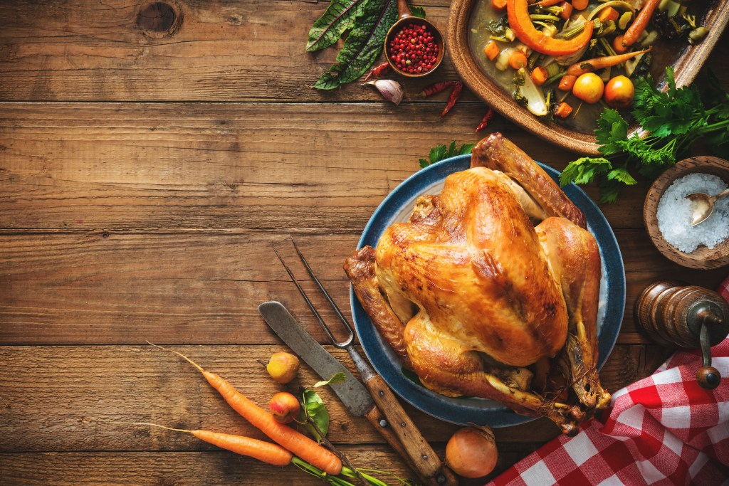 Unknown Facts About Thanksgiving