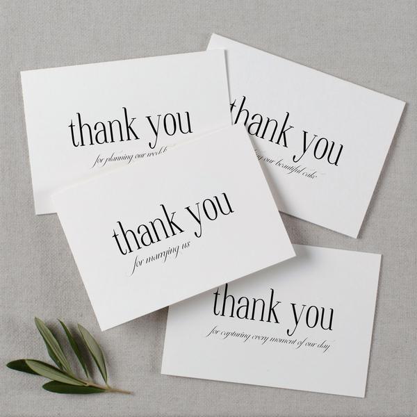 A handwritten note - best Thanksgiving gift ideas for clients